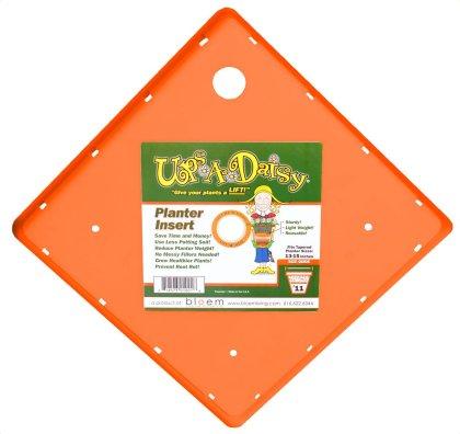 Ups-A-Daisy Square Planter Insert